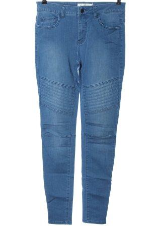 Pieces Biker Jeans blue casual look