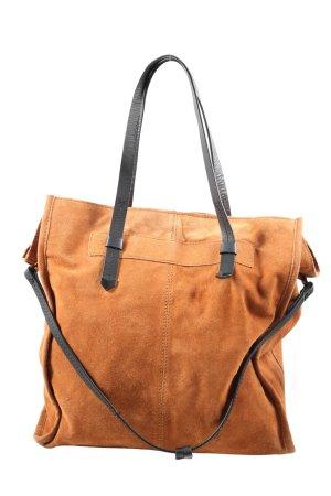 Pieces Shoulder Bag light orange casual look