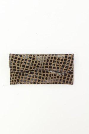 Pieces Clutch braun