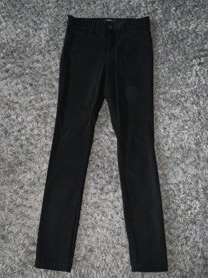 Pieces Hoge taille jeans zwart