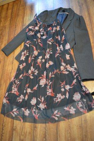 PIECES Damen Pcbenedicte Ankle Mesh Skirt Rock 38