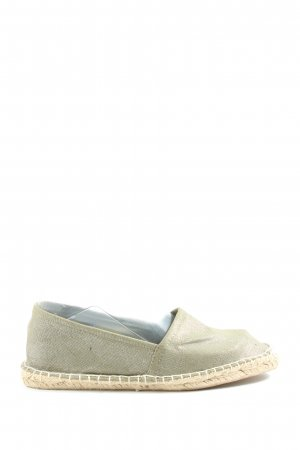 Pieces Espadrilles-Sandalen hellgrau Casual-Look