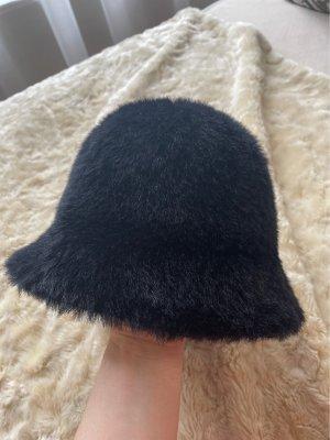 Pieces Bucket Hat dark blue