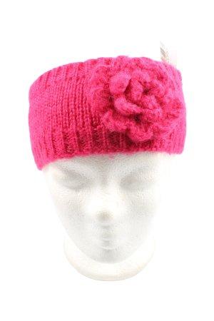 Pieces Wstążka do włosów różowy W stylu casual