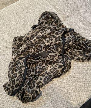 Pieces Neckerchief black-light brown