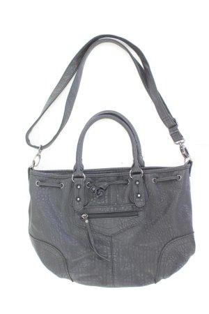 Pieces Handtasche schwarz