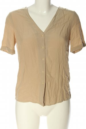 Pieces Hemd-Bluse nude Casual-Look