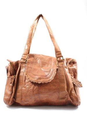 Pieces Shoulder Bag brown casual look