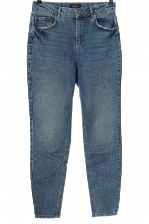 Pieces High Waist Jeans blue casual look