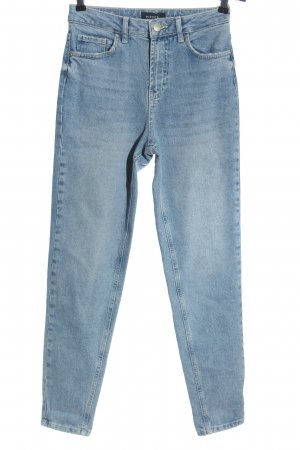 Pieces High Waist Jeans blau Casual-Look