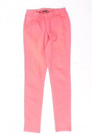 Pieces Trousers dusky pink-pink-light pink-pink cotton