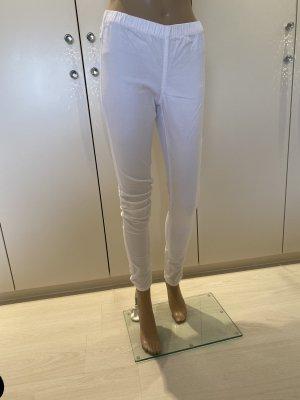 Pieces Leggings bianco