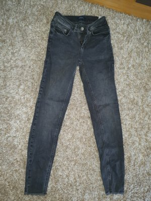 Pieces Jeans grey washed