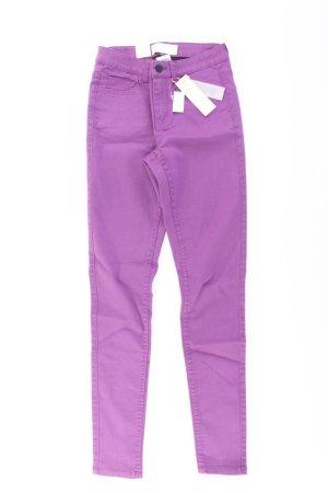 Pieces Jeans Größe M neu mit Etikett lila aus Baumwolle
