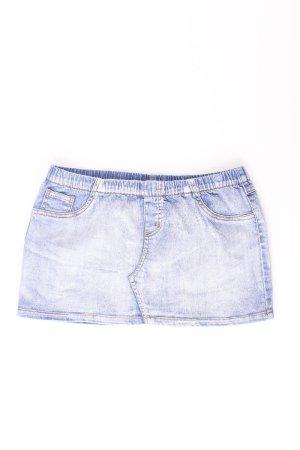 Pieces Jupe en jeans bleu-bleu fluo-bleu foncé-bleu azur