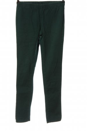 Pieces Jeggings green casual look