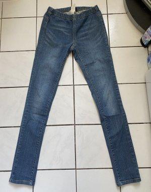 Pieces Stretch Jeans pale blue