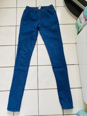 Pieces Stretch Jeans blue-steel blue