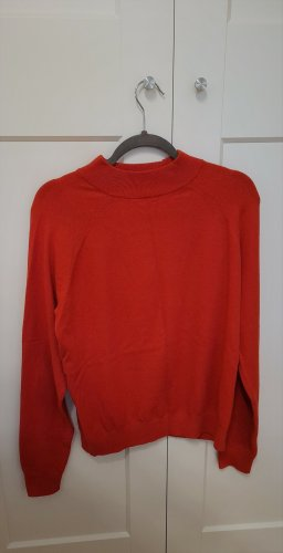 Pieces Kalissa Pullover rot Gr. XL