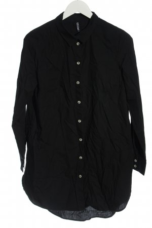 Pieces Long Sleeve Shirt black casual look