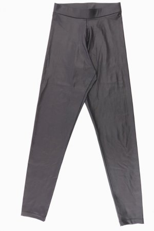 Pieces Lederhose Größe XS/S schwarz