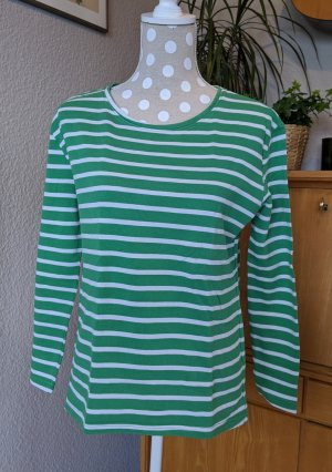 Pieces leichtes Sweatshirt gestreift, Gr. S