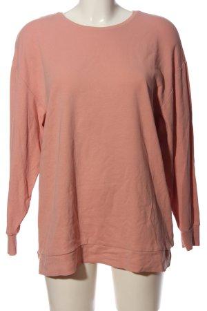 Pieces Longshirt pink Casual-Look