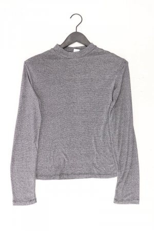 Pieces Longsleeve silver-colored