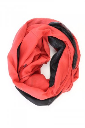 Pieces Scarf bright red-red-neon red-dark red-brick red-carmine-bordeaux-russet