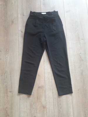 Pieces 7/8-broek zwart