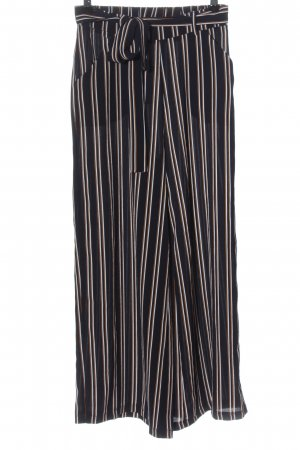 Pieces Paperbag Trousers striped pattern casual look