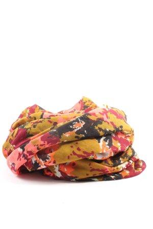 Pieces Caperuza estampado con diseño abstracto look casual
