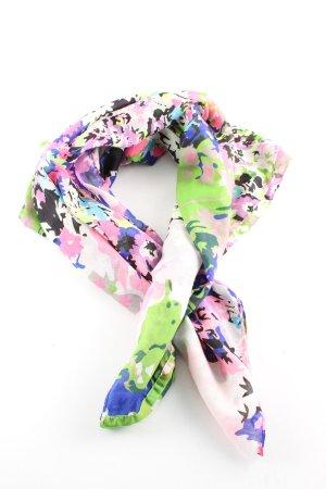 Pieces Snood bloemenprint casual uitstraling