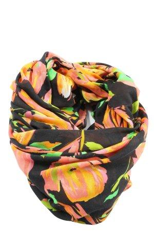 Pieces Snood allover print casual look