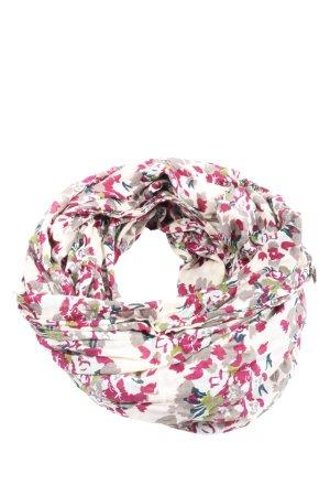 Pieces Caperuza estampado floral look casual