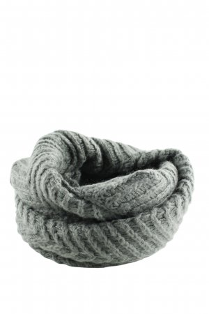 Pieces Snood khaki cable stitch casual look