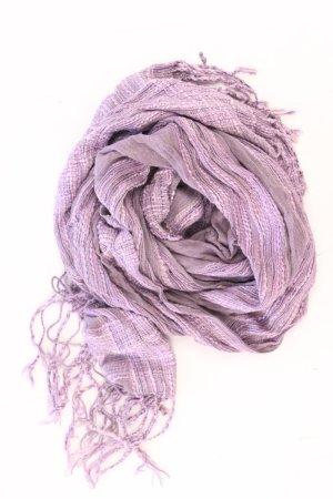 Pieces Bufanda lila-malva-púrpura-violeta oscuro
