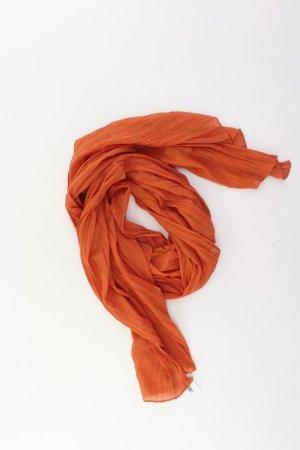 Pieces Schal orange