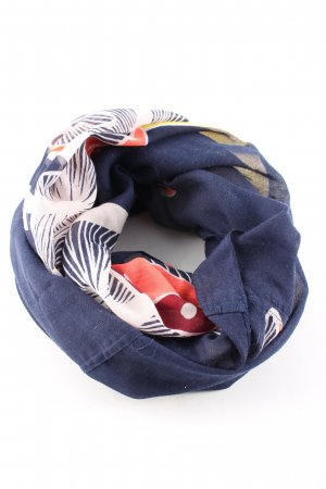 Pieces Tube Scarf themed print casual look