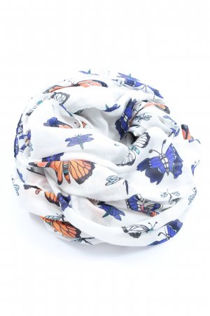 Pieces Tube Scarf allover print casual look