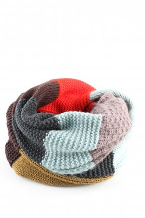 Pieces Tube Scarf multicolored casual look