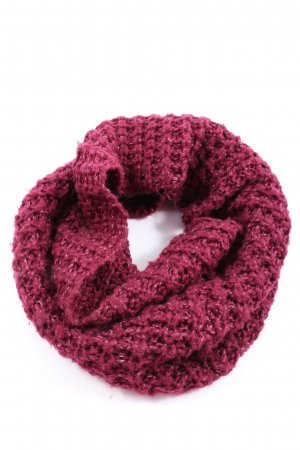 Pieces Tube Scarf pink casual look