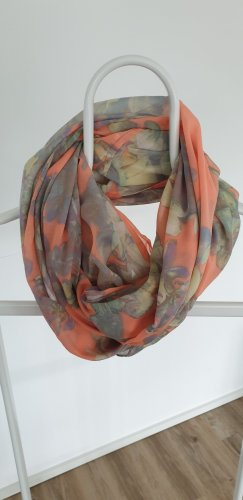 Pieces Summer Scarf multicolored