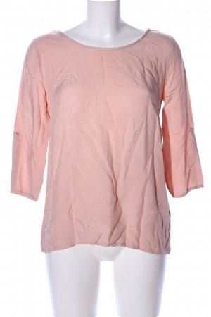 Pieces Schlupf-Bluse nude Casual-Look
