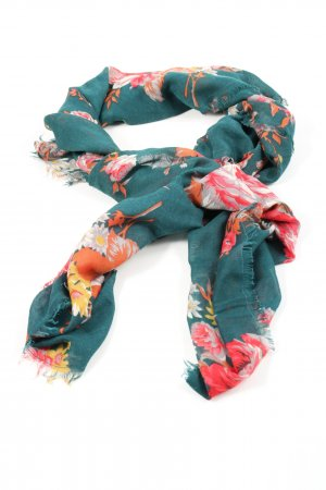 Pieces Shoulder Scarf allover print casual look