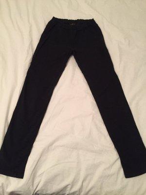 Pieces schwarze Hose