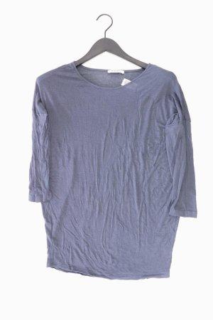 Pieces Shirt blau Größe M