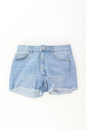 Pieces Shorts Größe S blau aus Baumwolle