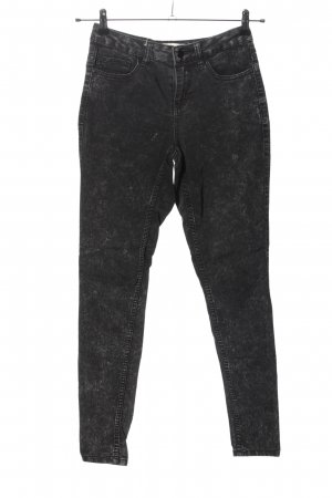 Pieces Skinny Jeans hellgrau Casual-Look