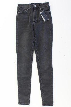 Pieces Jeans skinny multicolore coton